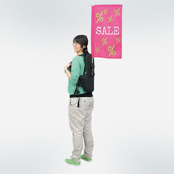 Promotion Rucksack alle